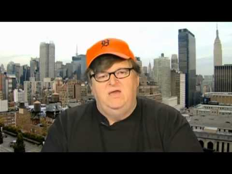 Michael Moore interviewed by Paxman on Newsnight