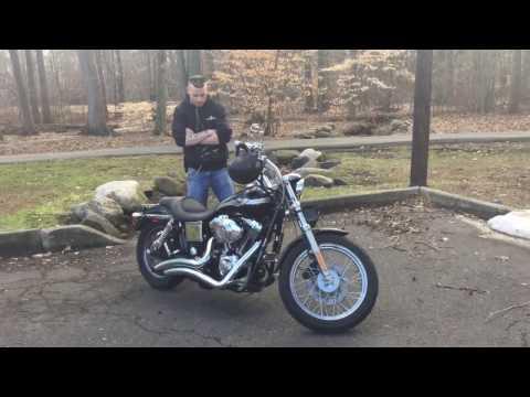 2003 100th anniversary Harley Davison Dyna low rider