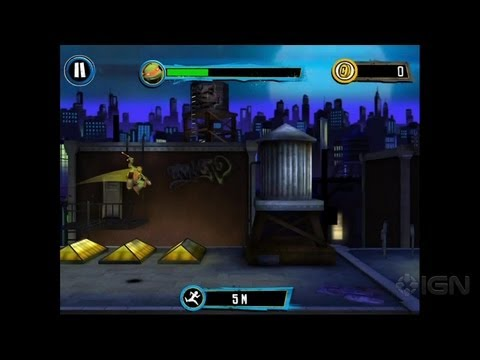 IGN Plays Teenage Mutant Ninja Turtles: Rooftop Run