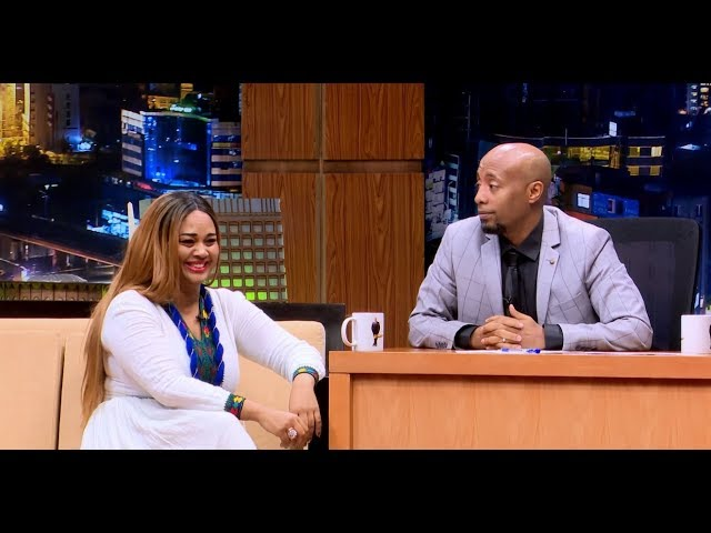 Seifu on EBS Interview with singer Abby Lakew