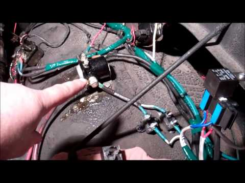 Headlight Relay Mod. ( Part 2 of 2 )