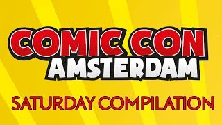 Amsterdam Comic Con 2017 Compilation (Saturday only)