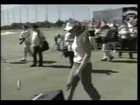 Annika Sorenstam Appearance Video