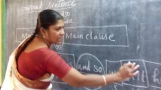 Simple , Compound and Complex sentences - structure and explanation