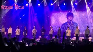 Wanna•One 워너원《Always》Ending Song@Wanna•One 1st Fan Meeting Hong Kong 3.10.2017