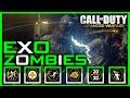 Advanced Warfare: Exo Zombies - Easter Egg - Escape Atlas & New Achievements!