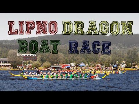 LIPNO DRAGON BOAT RACE 2016 - video pozvánka