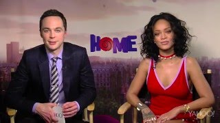 Jim Parsons funny moments