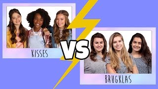 KISSES VS. BRUGKLAS: FINISH THE LYRICS | JUNIOR SONGFESTIVAL