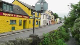 Dingle Co Kerry Ireland with Uilleann pipes on the soundtrack