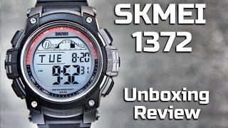 Skmei 1372 LED Military watch