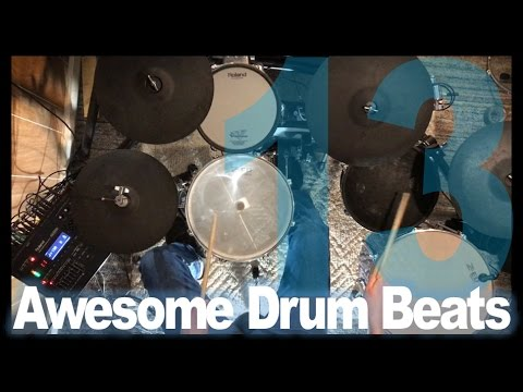 Awesome Drum Beats: 13
