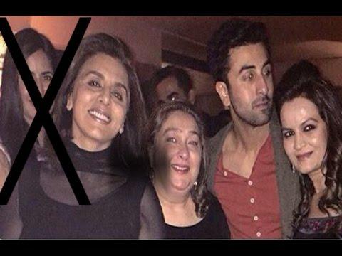 Ranbir's Mom Neetu Singh INSULTS Katina Kaif
