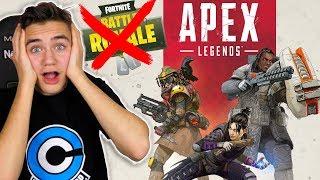 JE TESTE APEX LEGENDS ! MIEUX QUE FORTNITE ? - Néo The One