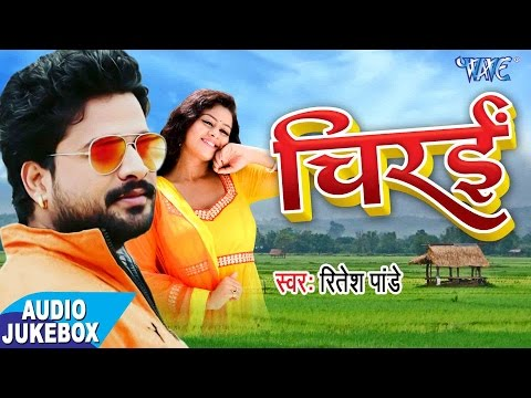 सुपरहिट लोकगीत 2017 - Chirain - Ritesh Pandey - Audio JukeBOX - Bhojpuri Hit Songs 2017