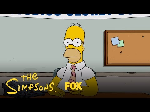 THE SIMPSONS | Homer's Apology To Latin America | ANIMATION on FOX