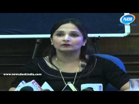 Dr. Pallavi Vaishya speaking on Obesity and sedentary llifestyle