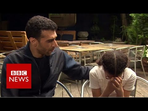 Grenfell Tower child survivor: 'Give us houses that we want' - BBC News