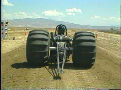 Mud Dragster