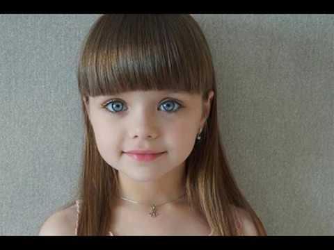 Новости РОССИИ. Анастасия Князева. Найдена НОВАЯ «Самая Красивая девочка в МИРЕ» из РОССИИ.