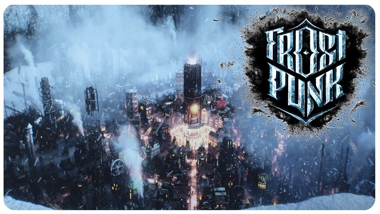 Frostpunk - Early Gameplay