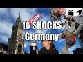 Visit Germany - 10 MORE SHOCKS of Visiting Germany