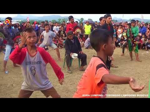 JANTURAN WOooo Cakilan part 2 Kuda Lumping Turunggo Langgeng Budoyo   Karanggedang