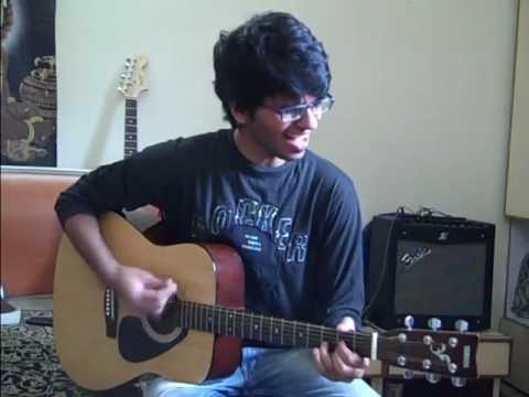 Yaaram - Ek thi daayan unplugged guitar cover with chords