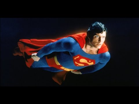 SUPERMAN THE MOVIE 1978 tribute-(FAN-EDIT) Christopher Reeve - John Williams - comic book - thumbnail