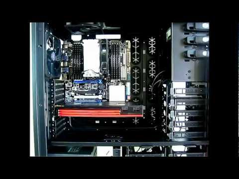 Cooler Master Cosmos II Ultra Tower Case - Component Installation