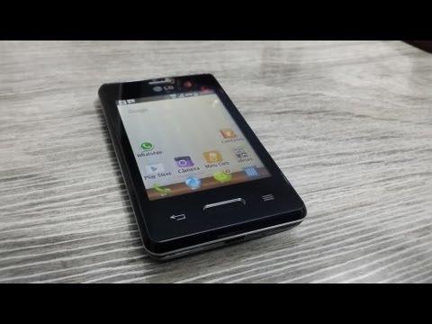 LG Optimus L3 II - E425 - Análise e Testes