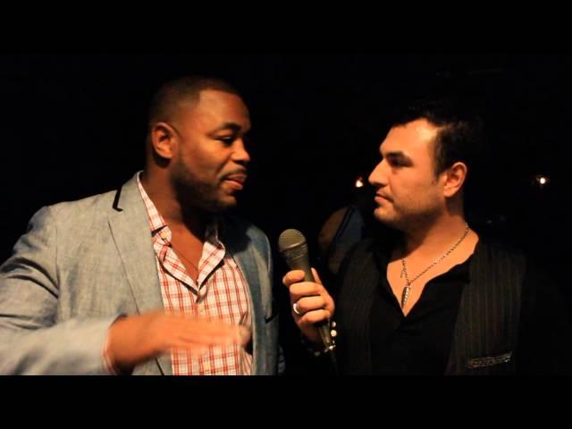 """Suga"" Rashad Evans Interview on Love This City TV | Former UFC Champion"