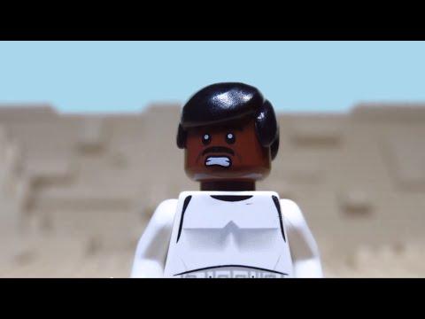 LEGO Star Wars VII Trailer The Force Awakens 2015