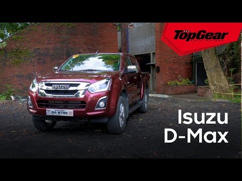 Is the new Isuzu D-Max a step up from the last one?