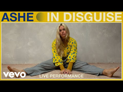"""Ashe - """"In Disguise"""" Live Performance 
