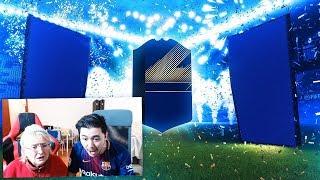 MIA NONNA SPACCHETTA I TOTY!!! LA GUERRA DEI TOTY!!! - FIFA 18 Ultimate Team