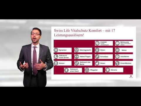 Swiss Life Vitalschutz bei Bernhard Gatzke in Crivitz MV