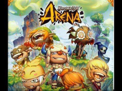 Off The Shelf Board Game Reviews Presents - Krosmaster Arena
