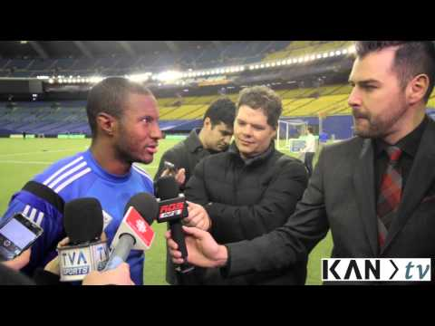 Montreal Impact vs CF Pachuca : Patrice Bernier Post Match Press Conference | AFROKANLIFE