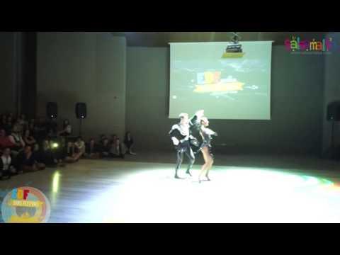 Hazal & Yiğit Dance Performance - EDF 2016