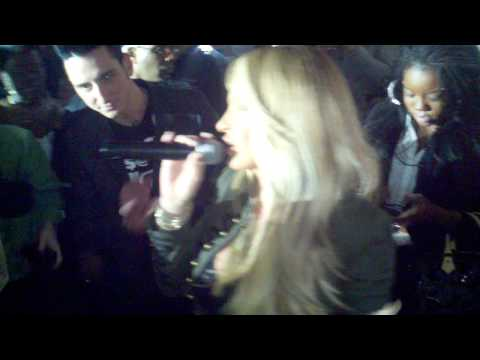 Kim Zolciak Tardy For The Party & Google Me LIVE San Diego