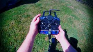 MacGyver RC Mod for the AR Drone