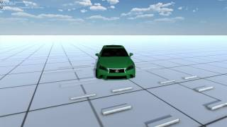 Testing 3D Car Wheel (Unity5 Engine)