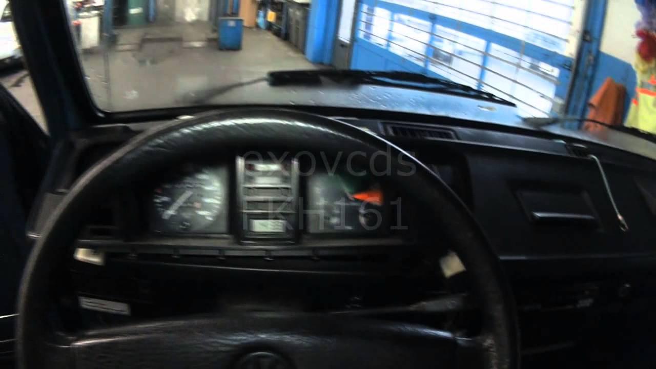 Vw T3 Vanagon Oil Warning Buzzer Circuit Board Replacing