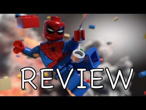 Lego Marvel Super Heroes Review for PC