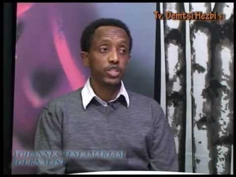 Eritrean Tv. Demtsi Hezbi Sunday program 4 March 2012