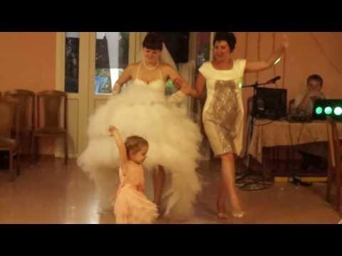 Конкурсы для мамы и папы на свадьбу