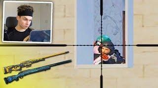 ONE SNIPER SHOT 2 KILLS!? | PUBG MOBILE
