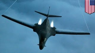 South China Sea Dispute: B-1 Bombers Sent Down Under To Ensure 'freedom Of Navigation' - TomoNews