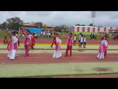 Folk Dance Pandanggo Sa Ilaw 2014 video